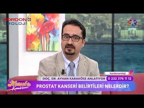 Ayhan Karaköse - Prostat Ameliyatı Sonrası İdrar Kaçırma- Nurselin Konukları Star TV
