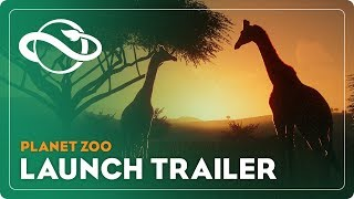 Planet Zoo | Launch Trailer FR