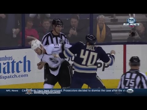 Kyle Clifford vs Jared Boll
