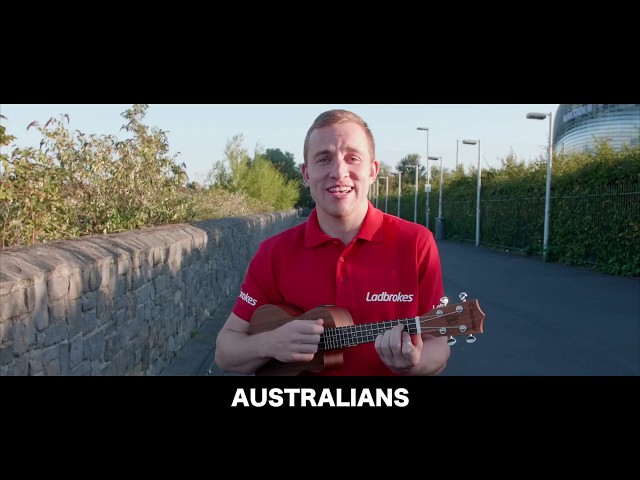 Rugby Song (From Osaka Up To Tokyo)  - Mick Konstantin