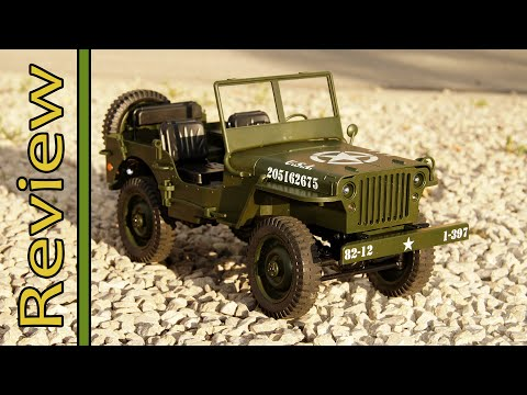 Review: CES NEWS\' JJRC Q65 2.4G 1/10 Jedi Proportional Control Crawler 4WD Off Road RC Car