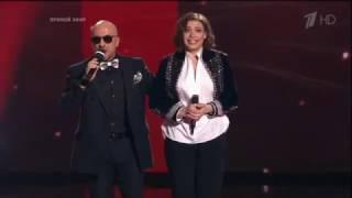 Награждение победителя Голос 5-й сезон. Лучший голос страны. Дарья Антонюк.
