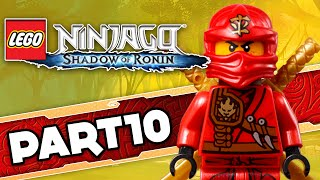 preview picture of video 'LEGO Ninjago Shadow of Ronin Part 10 | Fire Temple  Gameplay Walkthrough'
