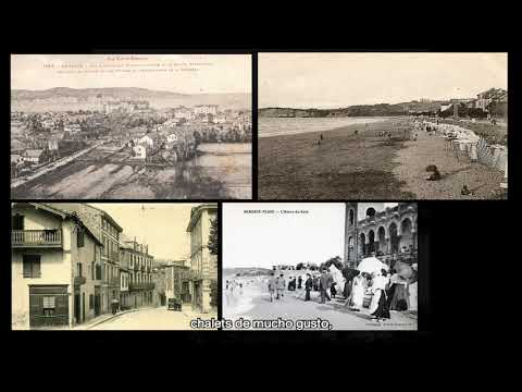 Erakusketa -Exposición|Javier Ugarte eta Hondarribiko hiria|Javier Ugarte y la ciudad de Hondarribia