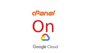 cpanel on google cloud