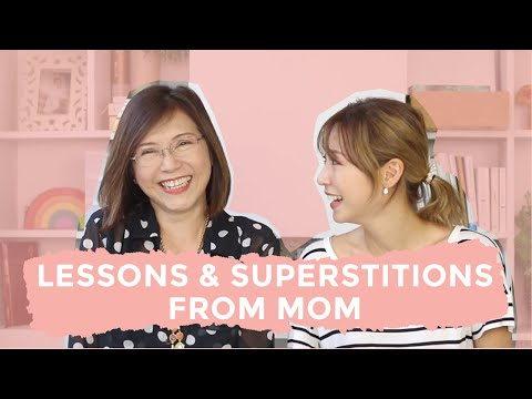 Lessons and Superstitions from Mom | Kryz Uy