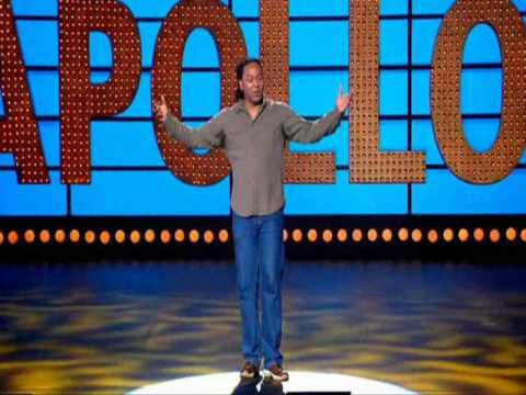 Reginald D Hunter Live At the Apollo EXTENDED Part 1