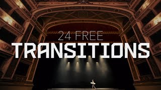 24 Free Transitions for Adobe Premiere Pro (and How to Use Them)