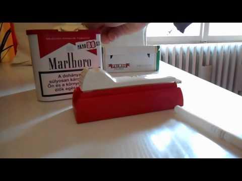 Hagyja abba a kömény dohányzását