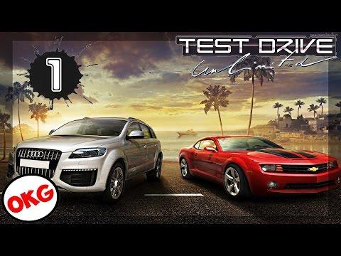 Test Drive Unlimited Gold #1 ( С приездом! ) онлайн видео