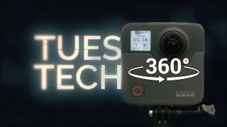 GoPro Fusion and how I edit! 🎬 360 Camera in FCPX