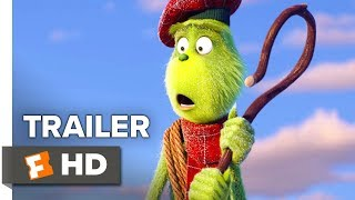 The Grinch Trailer #2 (2018) | Movieclips Trailers | Kholo.pk