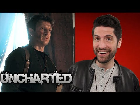 Uncharted (Fan Film) Starring Nathan Fillion! – Review