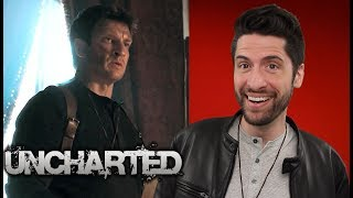 Uncharted (Fan Film) Starring Nathan Fillion! - Review