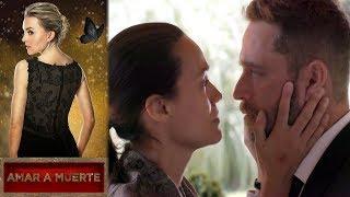 Lupita y El Chino se encuentran cara a cara   Amar a muerte - Televisa