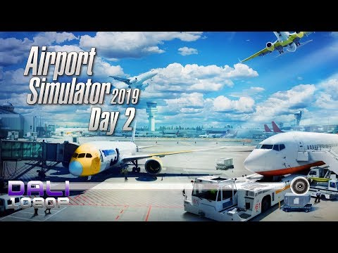 Airport Simulator 2019 'Day 2' More New Vehicles
