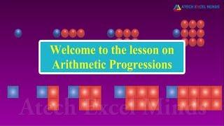 CBSE NCERT Class 10 Maths Notes - Arithmetic Progressions