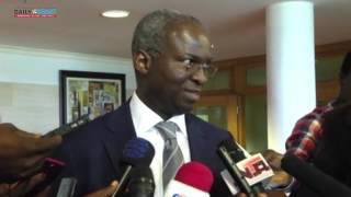 Budget: I have no quarrel with senators, Reps - Fashola