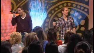 The Bonnie Hunt Show - Backstreet Boys (Part 3) - 'Bigger' Preformance