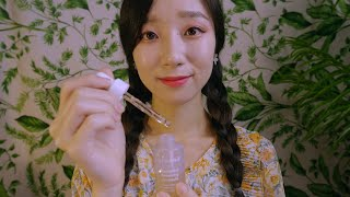 Removing Your Makeup After A Hard Day💚 ASMR
