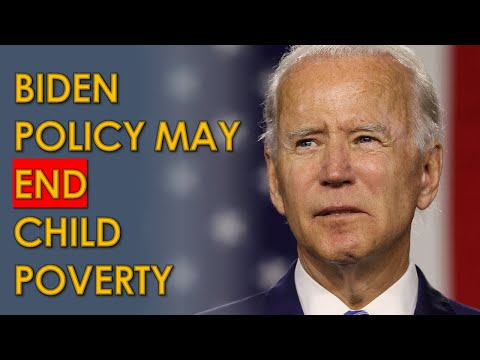 Biden Stimulus Plan Could help END Child Poverty in America! Here's How: