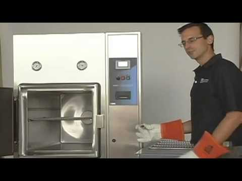 Cleaning Your Autoclave's Drain Strainer