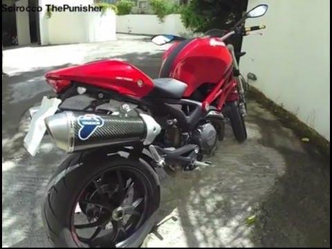 Ducati Monster 796 Review 2014  [HD]