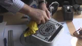 Fensterreinigungsroboter WinBot W710 - Teil 2 - Praxistest