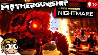 SECRET NIGHTMARE MISSION! | Mothergunship PC Gameplay