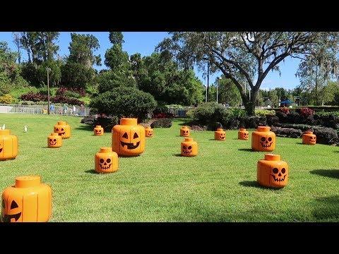 Brick or Treat Celebration At Legoland Florida   Treat Trail, Special Snacks & More Halloween Fun!