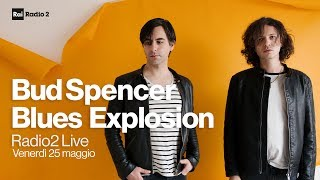 Bud Spencer Blues Explosion in concerto a Radio2 Live | Kholo.pk