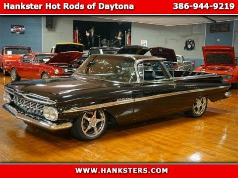Video of '59 El Camino - NRYF