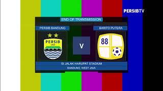 PERSIB vs Barito Putera - Friendly Match