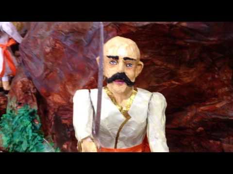 Amol kowalkar Home Ganpati Decoration Video