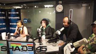 Dj Kayslay interviews Nicky D's on Shade45