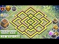 BEST! Town Hall 8 (TH8) TROPHY Base and Farming Base 2017 With gear ups!! TH8 Hybrid Base Layout