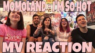 MOMOLAND (모모랜드)   I'm So Hot MV Reaction [ROARING 20s MEETS EDM?]