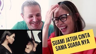 AYU TING TING X KEREMCEM   APALAH CINTA (OMV) REACTION TURKISH HUSBAND