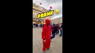 Squid Game prank 🤣🤣
