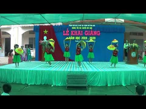 [Múa guốc mộc & nón lá] Quê Hương và tuổi thơ - Khối 3 - TH Nguyễn Hữu Huân