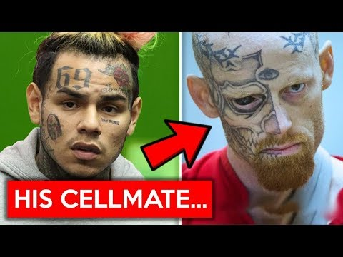 6ix9ine Won't Survive Being LOCKED UP, Here's Why...