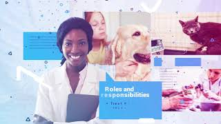 Veterinarian Promo Slideshow After Effects Template