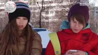 Мои друзья Даня и Кристи (серия 1)
