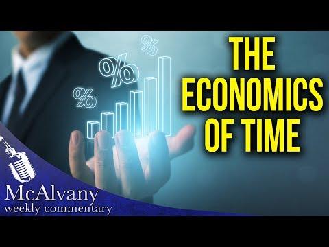 Richard Sylla: The Economics Of Time   McAlvany Commentary