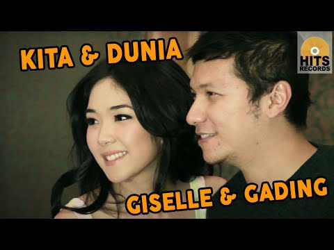 Giselle   gading   kita dan dunia  official music video clip