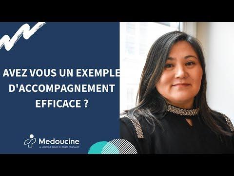 Avez vous un exemple d'accompagnement efficace ? Hong Qian - Paris 03