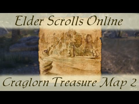 Steam Community :: Video :: Craglorn Treasure Map 2 [Elder Scrolls ...