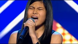 "14 YEARS OLD Marlisa WOWS The Judges - ""Yesterday"" By The Beatles - X Factor Australia Audition"