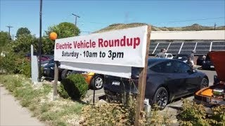 National Electric Vehicle Week