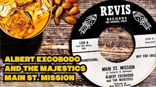 Albert Excobodo and The Majestics – Main St. Mission